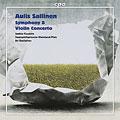 Aulis Sallinen: Symphony No.8; Violin Concerto