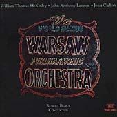 MMC Warsaw Series Vol I - McKinley, Lennon, Carbon