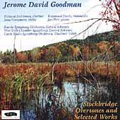 Goodman: Stockbridge Overtones, etc / Schwarz, Valek, et al