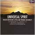Universal Spirit - Choral Music of Davidson & McKinley:Kirk Trevor(cond)/Slovak Philharmonic Choir
