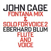 Fontana Mix & Solo For Voice 2