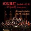 シューベルト: 交響曲第9番ハ長調「グレート」D.944、R.シュトラウス: 「カプリッチョ」~六重奏