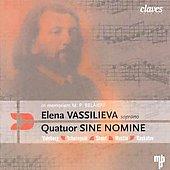 Contemporary Russian Music - Vainberg, Tcherepnin