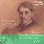 Wolf: Early Songs / Dietrich Fischer-Dieskau(Br), Hartmut Holl(p)