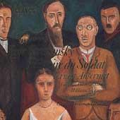 Stravinsky: Histoire du Soldat, etc / Ansermet, Ramuz et al