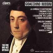 Rossini: The Five One-Act Operas / Marcello Viotti