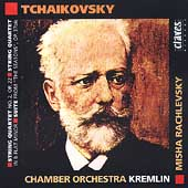 Tchaikovsky: Music for Strings Vol 3 / Rachlevsky