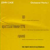 John Cage Edition - Orchestral Works Vol 1
