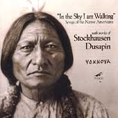 In the Sky I am Walking - Stockhausen, Dusapin / VoxNova