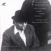 Feldman Edition Vol 4 - Indeterminate Music /Turfan Ensemble