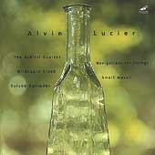 Lucier: Navigation for Strings, Small Waves /Arditti Quartet