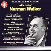 A Portrait of Norman Walker / Norman Walker, Malcolm Sargent