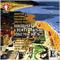 British Light Music Premieres Vol.4; Ernest Tomlinson, John Fox, Jim Cooke, etc / Gavin Sutherland(cond), Paul Murphy(cond), Royal Ballet Sinfonia