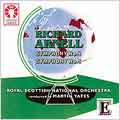 Arnell: Symphonies No.4 & 5 / Martin Yates(cond), Royal Scottish National Orchestra
