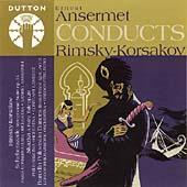 Rimsky-Korsakov: Sheherazade, Skazka / Ansermet, et al