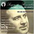 Singers to Remember Vol.2 -Opera and Operetta :Leoncavallo/Puccini/Bizet/etc (1929-49):Helge Roswaenge(T)