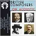 British Composers Conduct on Acoustic -F.Cowen/F.Bridge/Holst/etc (1916-24)