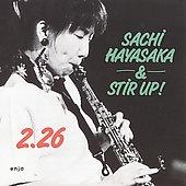 Sachi Hayasaka & Stir Up!