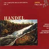 Handel: Complete Organ Concertos Vol 2 / Genevieve Soly