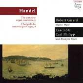 Handel: Complete Organ Concertos Vol 4 / Genevieve Soly