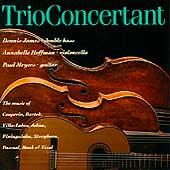 Trio Concertant - Couperin, Bartok, Villa-Lobos, et al