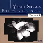 Beethoven: Piano Sonatas Vol 5 / Russell Sherman