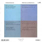 Edition Lockenhaus Vols 4 & 5 - Schostakowitsch, Schulhoff