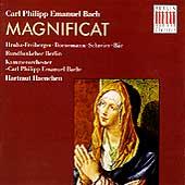 C.P.E. Bach: Magnificat / Hartmut Haenchen, et al