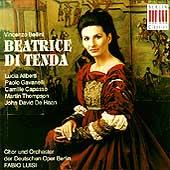 Bellini: Beatrice di Tenda / Fabio Luisi, Lucia Aliberti