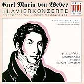 Weber: Piano Concertos no 1 & 2, etc / Roesel, Blomstedt