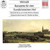 Vivaldi: Concertos / Ludwig Guttler, Virtuosi Saxoniae