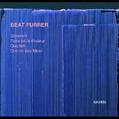 Furrer: Stimmen, Percussion Quartett, etc / Vienna RSO, etc