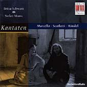 Handel; Marcello; Scarlatti, A: Cantatas