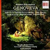Schumann: Genoveva / Masur, Moser, Fischer-Dieskau, Schreier