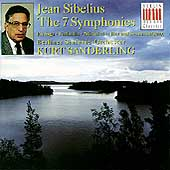 Sibelius: The 7 Symphonies, etc / Kurt Sanderling, Berlin SO