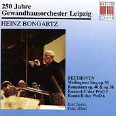250 Jahre Gewandhausorchester Leipzig - Beethoven / Bongartz