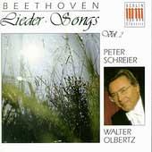 Beethoven: Lieder, Vol.2