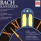 J.S.Bach: Kantaten BWV 36, 61, 140 / Hans-Joachim Rotzsch, Arleen Auger