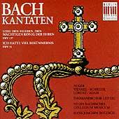 Bach: Kantaten BWV 137, 21 / Rotzsch, Thomanerchor Leipzig