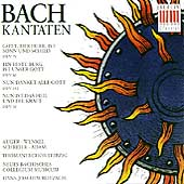 Bach: Kantaten BWV 79, 80, 192, 50 / Rotzsch, Thomanerchor