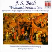 Bach: Weihnachtsoratorium / Thomas, Fischer-Dieskau, et al