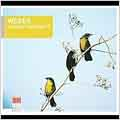Weber: Clarinet Concertos nos 1 & 2 / Michallik, Sanderling