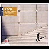 J.S.Bach: Die Kunst der Fuge, Organ Concerto / Johannes-Ernst Kohler