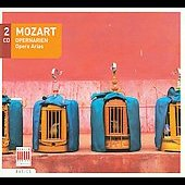 Mozart: Opera Arias / Peter Schreier, Hermann Prey, Otmar Suitner, Staatskapelle Dresden