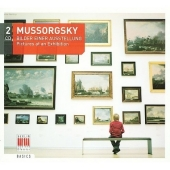 Mussorgsky: Pictures at an Exhibition -Piano Version, Orchestra Version / Peter Rosel, Igor Markevitch, LGO