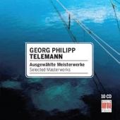 Telemann: Tafelmusik, Burlesque De Quixotte, Trio Sonatas, Secular Cantatas, etc / Various Artists