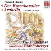 Strauss: Der Rosenkavalier & Arabella Scenes / Della Casa