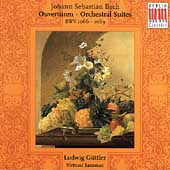 Bach: Orchestral Suites / Ludwig Guttler, Virtuosi Saxoniae