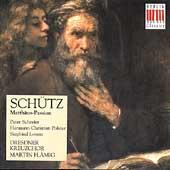 Schutz: Matthaus-Passion / Martin Flamig, Peter Schreier, Hermann-Christian Polster