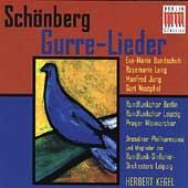 Schoenberg: Gurre-Lieder / Kegel, Bundschuh, Lang, et al